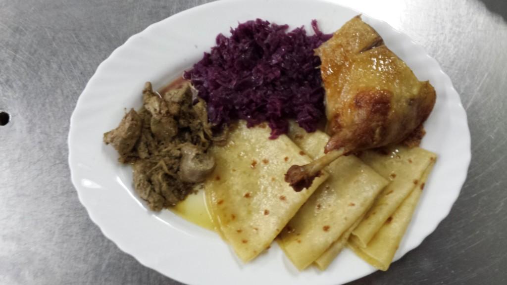Kačací tanier